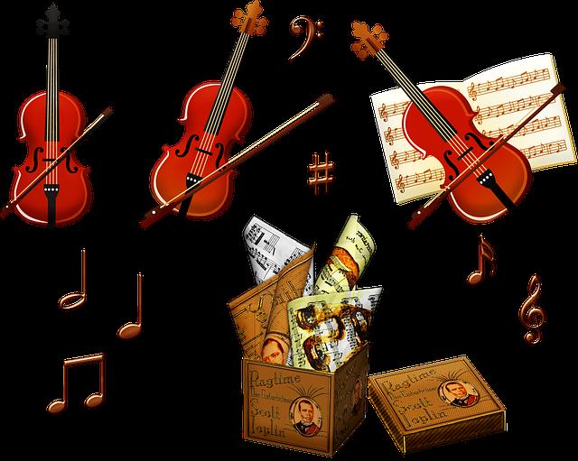 Escolas de Musicas